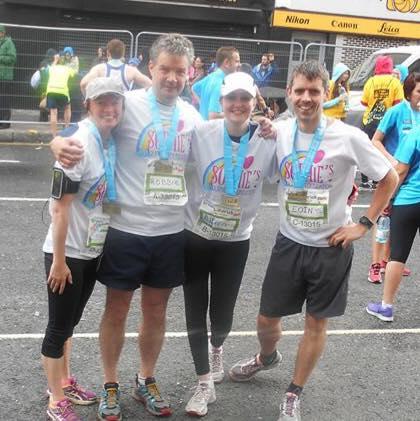 Marathon Relay Team