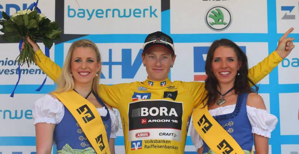 Pro Cyclist Sam Bennett